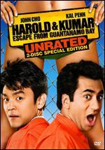 Harold and Kumar Escape from Guantanamo Bay [Unrated] [2 Discs] - Hayden Schlossberg; Jon Hurwitz