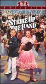 Strike Up the Band [Vhs]