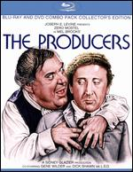 The Producers [Collector's Edition] [2 Discs] [Blu-ray/DVD] - Mel Brooks
