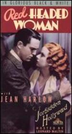 Red Headed Woman [Vhs]