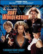 The Incredible Burt Wonderstone [2 Discs] [Includes Digital Copy] [UltraViolet] [Blu-ray/DVD]