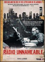 Radio Unnameable - Jessica Wolfson; Paul Lovelace