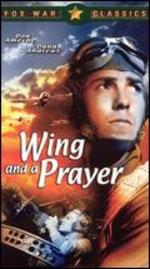A Wing and a Prayer (the Story of Carrier X) [Vhs]