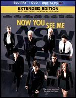 Now You See Me [2 Discs] [Blu-ray/DVD] [Includes Digital Copy] [UltraViolet]