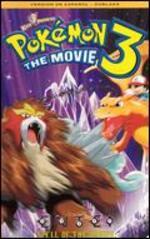 Pokémon-the Movie: 3-Spell of the Unown [Dvd] [2001]