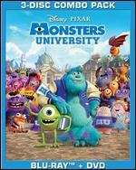 Monsters University [3 Discs] [Blu-ray/DVD] - Dan Scanlon