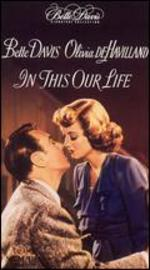 In This Our Life [Vhs]