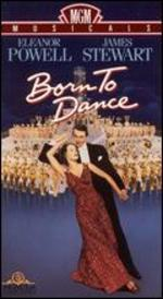 Born to Dance [Vhs]