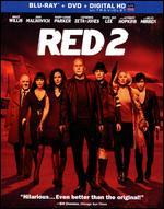 RED 2 [2 Discs] [Includes Digital Copy] [UltraViolet] [Blu-ray/DVD]