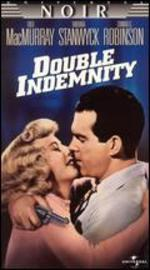 Double Indemnity [Vhs]