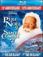The Santa Clause 2 [10th Anniversary Edition] [Bilingual] [Blu-ray]