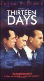 Thirteen Days [Vhs]