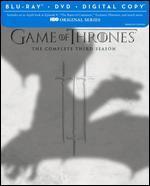 Game of Thrones: Season 3 (Blu-Ray/Dvd Combo + Digital Copy)