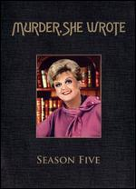 Murder, She Wrote: Season 05