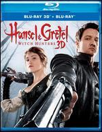 Hansel & Gretel: Witch Hunters [3 Discs] [Includes Digital Copy] [2D/3D] [Blu-ray/DVD]