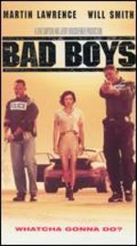 Bad Boys [Region 2/Pal]