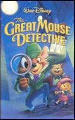 The Great Mouse Detective [Vhs Tape]