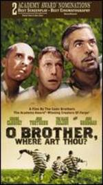 O Brother Where Art Thou [Vhs]