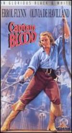 Captain Blood [Vhs Tape]