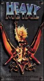 Heavy Metal [Vhs]