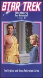 Star Trek: Who Mourns for Adonis?
