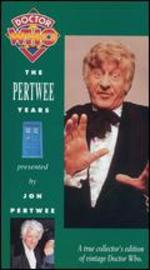 Doctor Who: The Pertwee Years