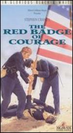 The Red Badge of Courage [Vhs]