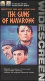 The Guns of Navarone (Special Edition) [Vhs]