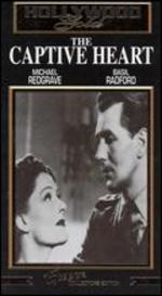 The Captive Heart [Vhs]