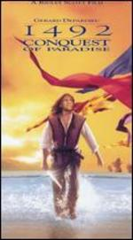 1492-Conquest of Paradise [Vhs]