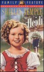 Heidi (Colorized) [Clamshell] [Vhs]