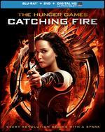 The Hunger Games: Catching Fire [Includes Digital Copy] [Blu-ray]