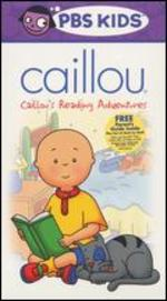 Caillou: Caillou's Reading Adventures