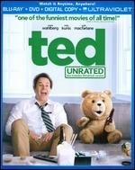 Ted [2 Discs] [Includes Digital Copy] [UltraViolet] [Blu-ray/DVD]