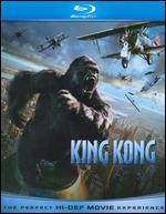King Kong [Includes Digital Copy] [UltraViolet] [Blu-ray]