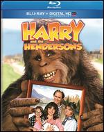 Harry and the Hendersons [Includes Digital Copy] [UltraViolet] [Blu-ray] - William Dear