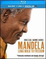 Mandela: Long Walk to Freedom [2 Discs] [Includes Digital Copy] [UltraViolet] [Blu-ray/DVD]
