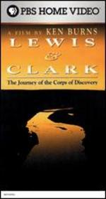 Lewis & Clark-the Journey of the Corps of Discovery [Vhs]
