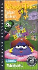 Veggie tales madame blueberry a lesson in thankfulness movie