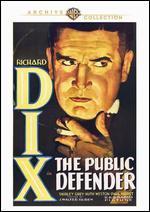 Public Defender (1931)