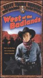 The West of the Badlands