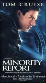 Minority Report [Vhs]