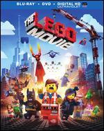 The LEGO Movie [2 Discs] [Includes Digital Copy] [UltraViolet] [Blu-ray/DVD]