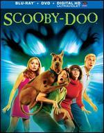 Scooby-Doo [2 Discs] [Includes Digital Copy] [UltraViolet] [Blu-ray/DVD] - Raja Gosnell
