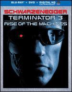 Terminator 3: Rise of the Machines [2 Discs] [Includes Digital Copy] [UltraViolet] [Blu-ray/DVD] - Jonathan Mostow