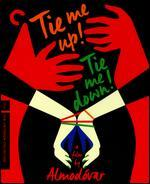Tie Me Up! Tie Me Down! [Criterion Collection] [3 Discs] [Blu-ray/DVD]