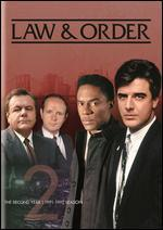 Law & Order: The Second Year [6 Discs]