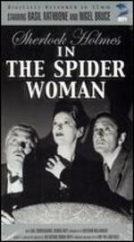 Sherlock Holmes: the Spider Woman [Vhs]