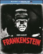 Frankenstein [Includes Digital Copy] [UltraViolet] [Blu-ray]