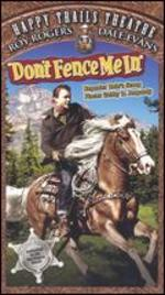 Don't Fence Me in [Vhs]